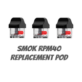 Smok RPM40 REPLACEMENT POD-NO COIL INCLUDED-RPM COIL COMPATIBLE-VAYYIP