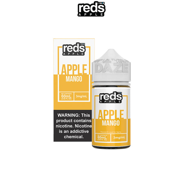 7 DAZE - RED'S APPLE - APPLE MANGO