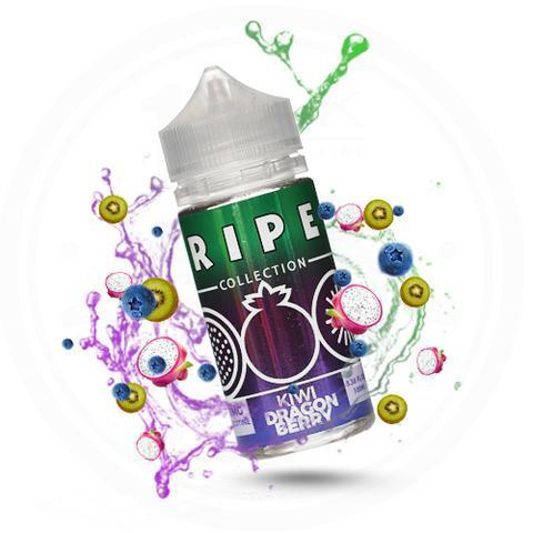 VAPE 100 - RIPE COLLECTION KIWI DRAGON BERRY (SALTNIC) - vayyip