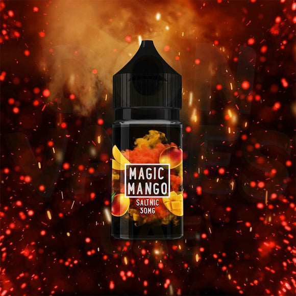 SAM VAPES – MAGIC MANGO [SaltNic] | SAM VAPES