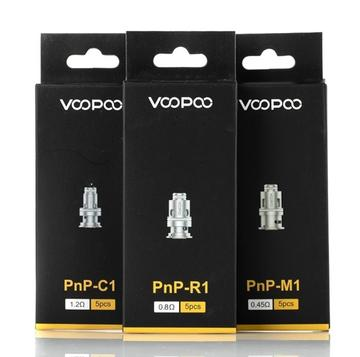 VOOPOO PnP Replacement Coils | 5 Pack - VAYYIP