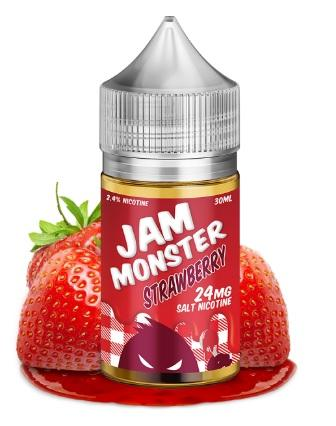 JAM MONSTER – STRAWBERRY [SALTNIC] - VAYYIP