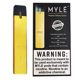 MYLE POD SYSTEM - DEVICE-Exclusive GOLD-Limited Edition-VAYYIP