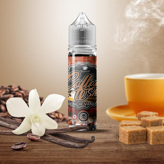 Vango Vapes - French Vanilla