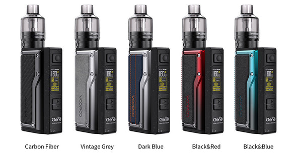 VOOPOO Argus GT 160W TC with PnP Tank Kit