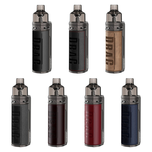 VOOPOO DRAG S 60W 2500mAh VW Pod Kit