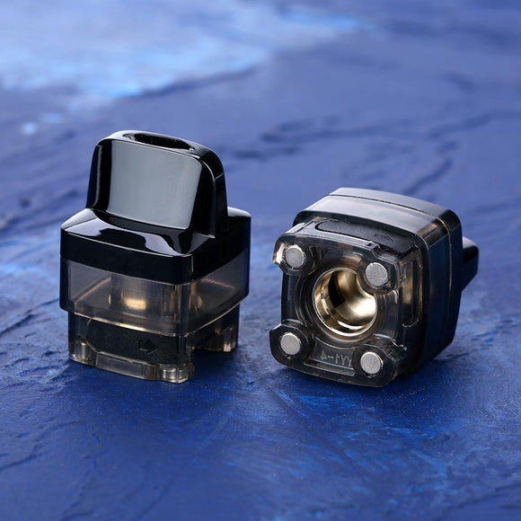VOOPOO VINCI Replacement Pod Cartridge 5.5ml/2ml 2pcs - UAE