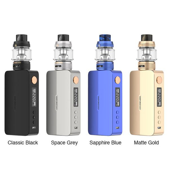 Vaporesso GEN X 220W Kit With NRG-S