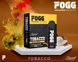FOGG Vape Disposable Pod Device-Tobacco-VAYYIP