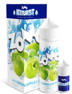 Apple ICE with Booster By ZOMO 60ml