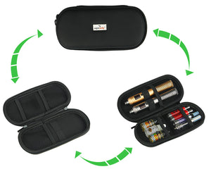VapeOnly XL/Mega Zippered Carrying Case for e-Cigarette