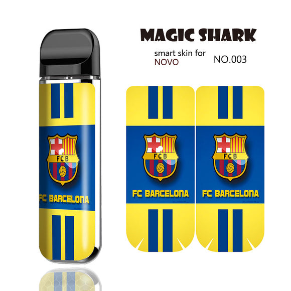 Skin Decal for SMOK NOVO 2 (Decal Only, Device is Not Included)-Barcelona-VAYYIP