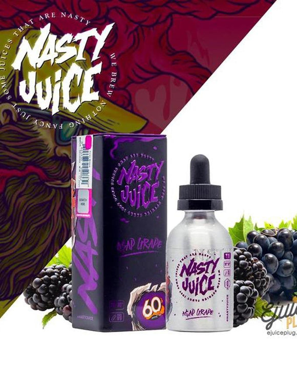 NASTY JUICE - ASAP GRAPE - VAYYIP