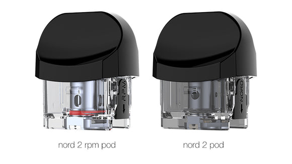 SMOK Nord 2 Empty Pod 4.5ml 3pcs