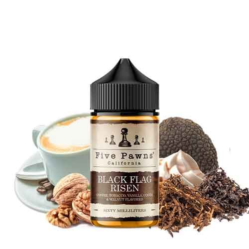 Five Pawns California - Black Flag Risen