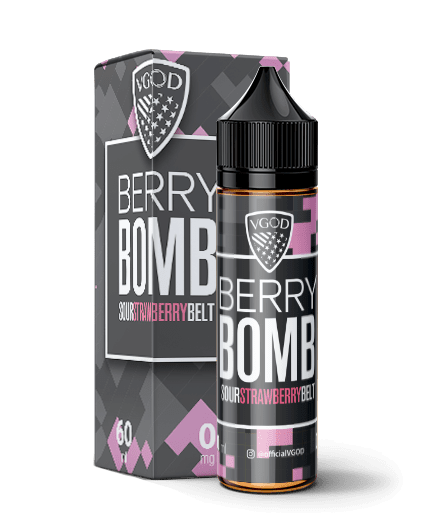 VGOD BERRY BOMB EJUICE 60ml - VAYYIP