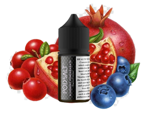 POD SALT Blueberry Pomegranate 30ML SALT NIC - VAYYIP