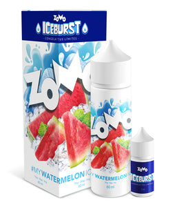 WaterMelon ICE with Booster By ZOMO 60ml