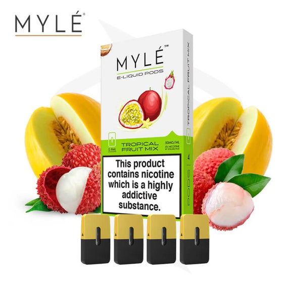 MYLE POD -Tropical Mixed Fruit - VAYYIP