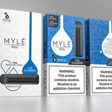 MYLE MINI DISPOSABLE DEVICE-Iced Quad Berry-VAYYIP