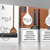 MYLE MINI DISPOSABLE DEVICE-Sweet Tobacco-VAYYIP