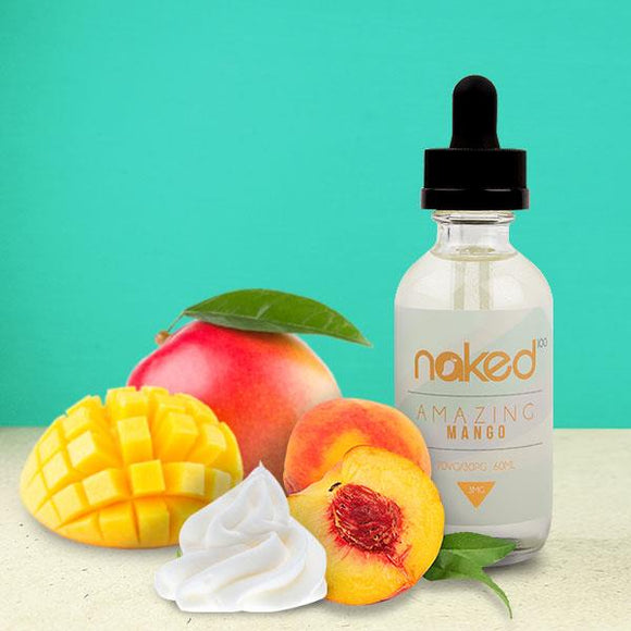 Amazing Mango by Naked 100 - 60mL - vayyip