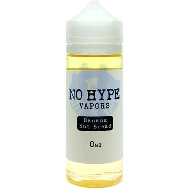 No Hype Vapors - Banana Nut Bread - vayyip