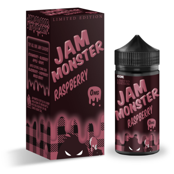 JAM MONSTER - RASPBERRY - VAYYIP