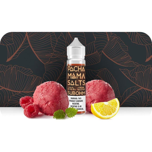 Sorbet 60mL E-Liquid by Pachamama Sub-Ohm Salts