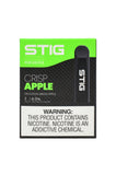 STIG DISPOSABLE POD-American Version-Crisp Apple-VAYYIP