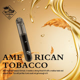 TUGBOAT V4(CASL) DISPOSABLE POD DEVICE-AMERICAN TOBACCO-VAYYIP