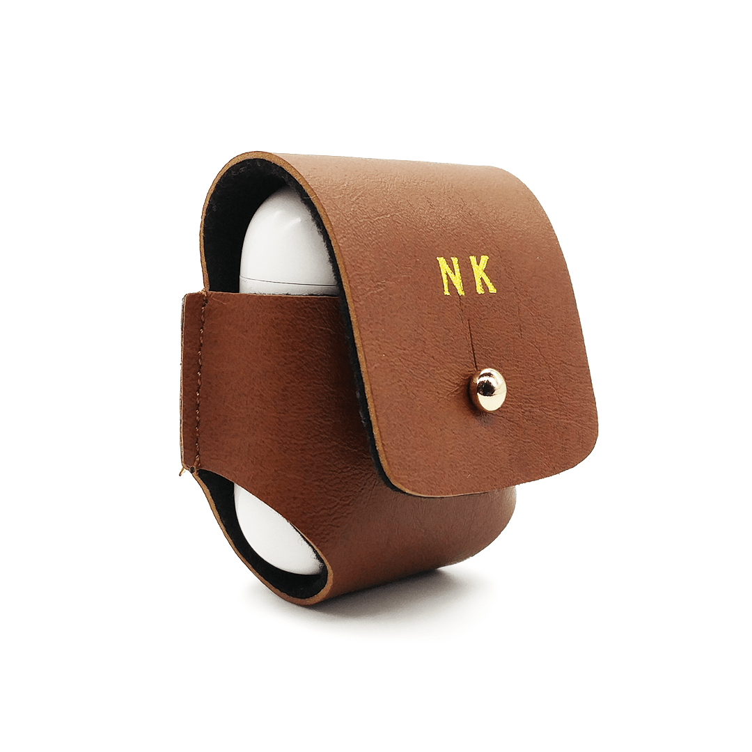 AirPods Cover - Tan AirPods Cover