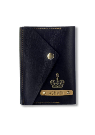Black Executive Passport Cover Executive Passport Cover