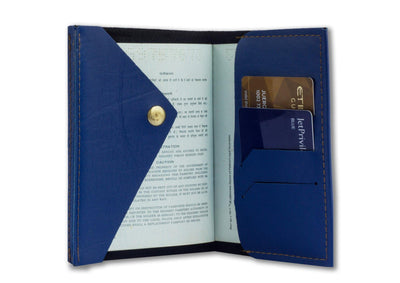 Blue Executive Passport Cover Executive Passport Cover