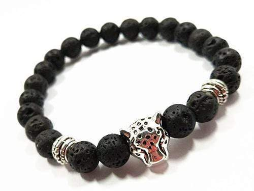 Bracelet - Black Tiger Rakhi Band
