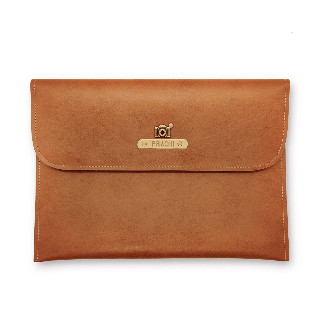 iPad Sleeve - Brown iPad Sleeve