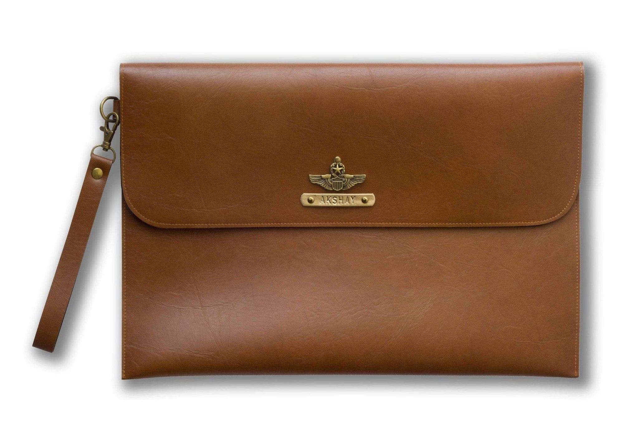 Laptop Sleeve - Brown Laptop Sleeve