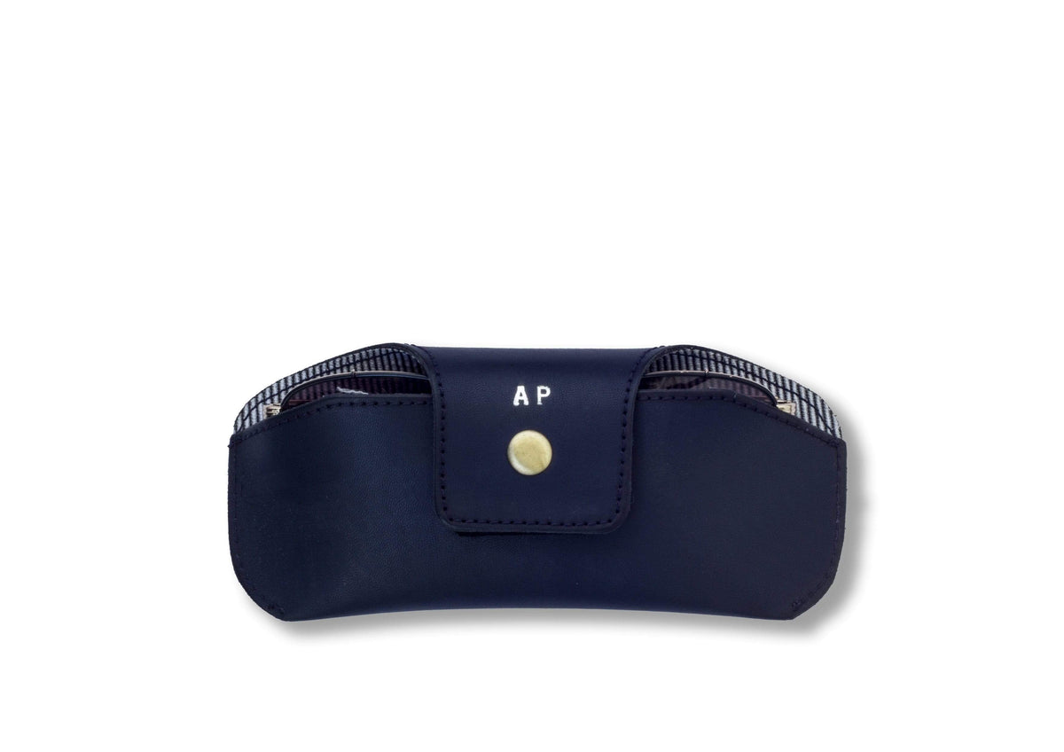 Personalised Eyewear Case - Deep Blue Eyewear Case