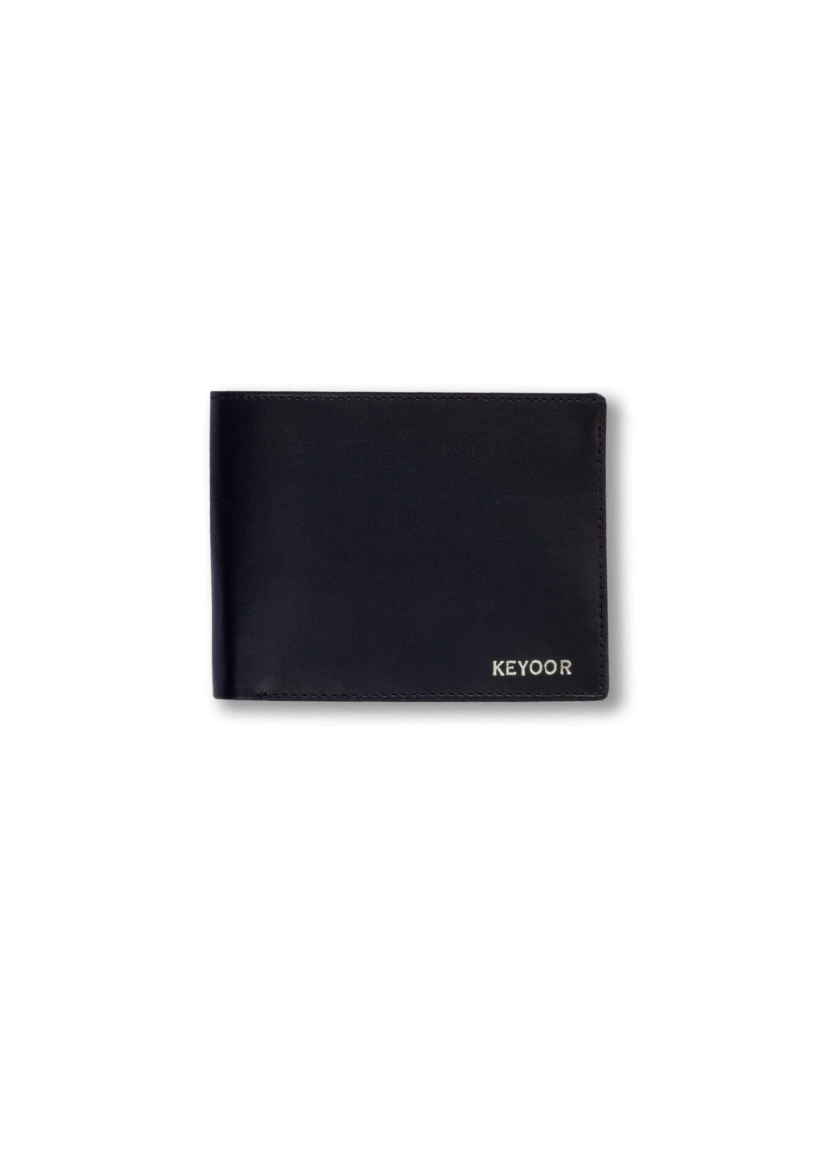 Personalized Men's Wallet - Black Mens Wallet
