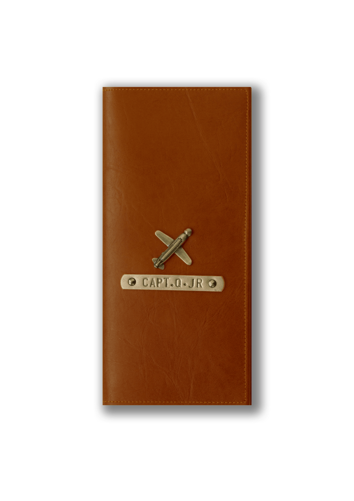 Travel Wallet - Tan Travel Wallet