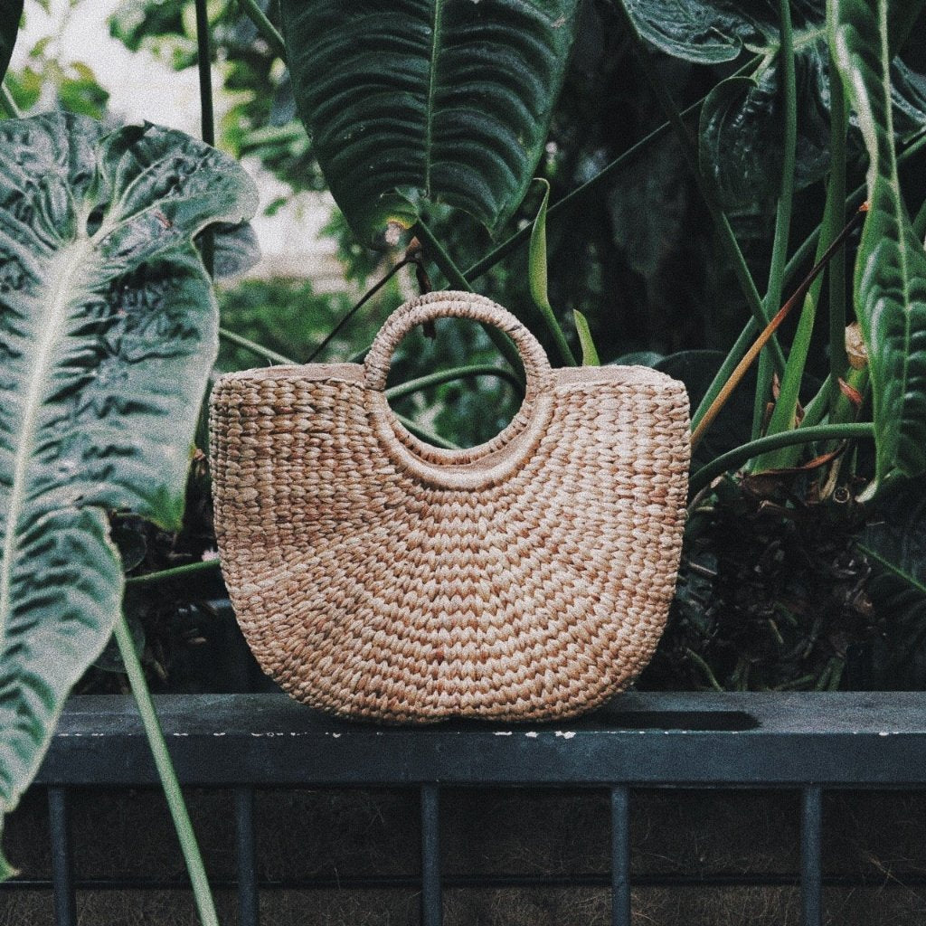 Woven bags from Local Thai Villagers