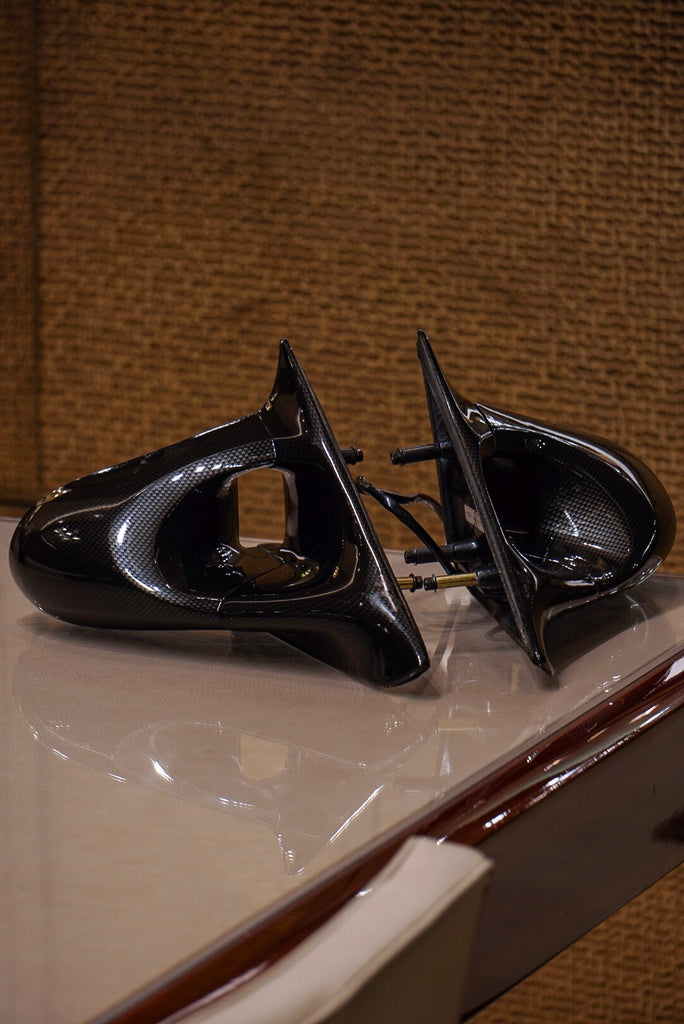 Ganador Mirrors for Mazda RX8