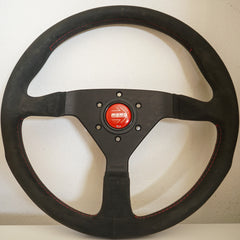 Momo V35 Suede 350mm Steering wheel