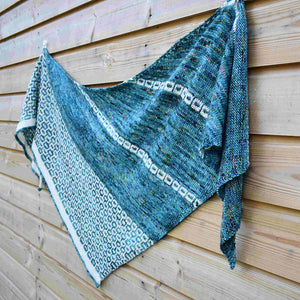 Fizz Pop Shawl, Hat and Mitts