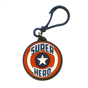 SUPERHERO BACKPACK CLIP