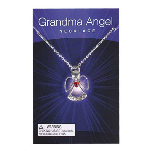 GRANDMA ANGEL NECKLACE