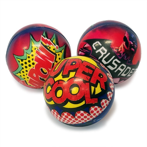 SUPER HERO SOFT BALL
