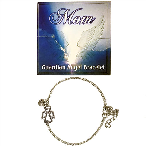 MOM GUARDIAN ANGEL BRACELET