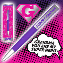 Load image into Gallery viewer, SUPER GRANDMA PEN