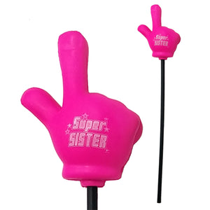 SUPER SISTER FINGER POINTER